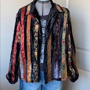 Coldwater Creek Boho Jacket